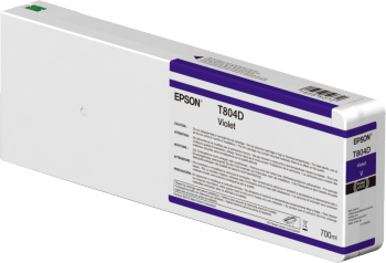 Epson Violet T804D00 UltraChrome HDX 700ml