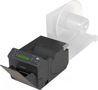 Epson TM-L500A Ticket (107)