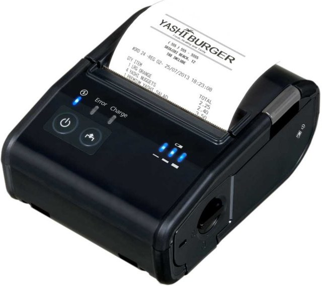 Epson TM-P80 (121): Receipt, NFC, Wifi, PS, EU