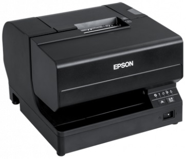 EPSON TM-J7700(301) W/O MICR, BLACK, INC PSU, EU