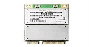 GG590AA#AC3 HP 2300 Broadband Vod Wireless Card
