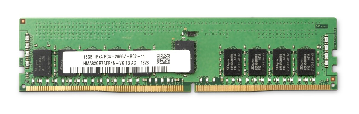 HP 16GB DDR4-2666 (1x16GB) nECC RAM (Z4 G4 Core X)