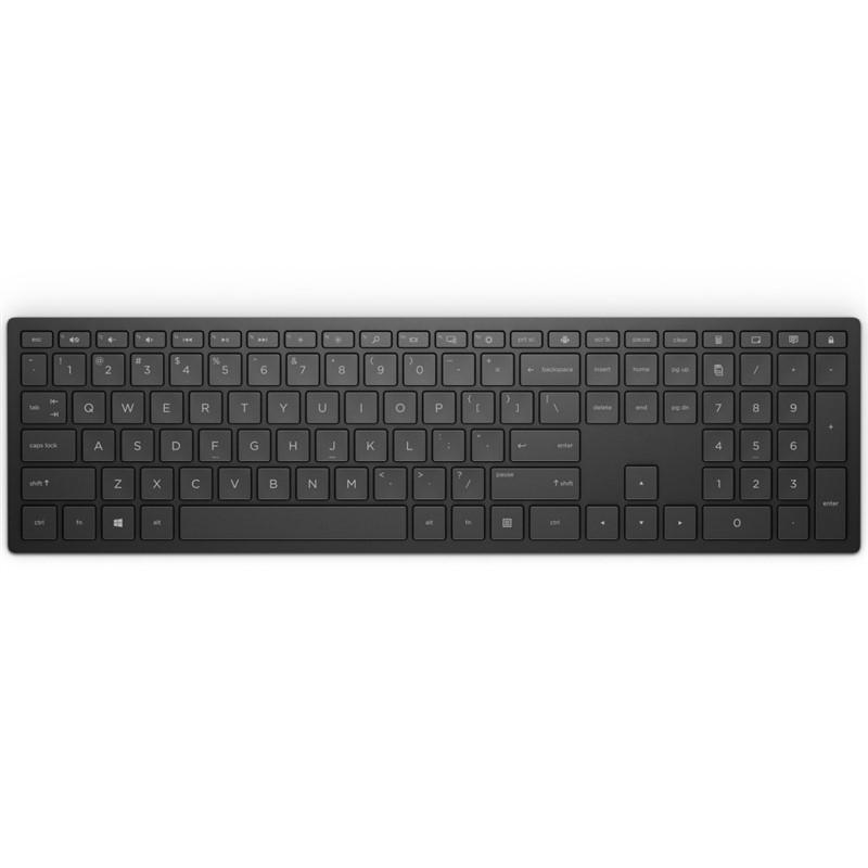 HP Pavilion Wireless Keyboard 600 DE