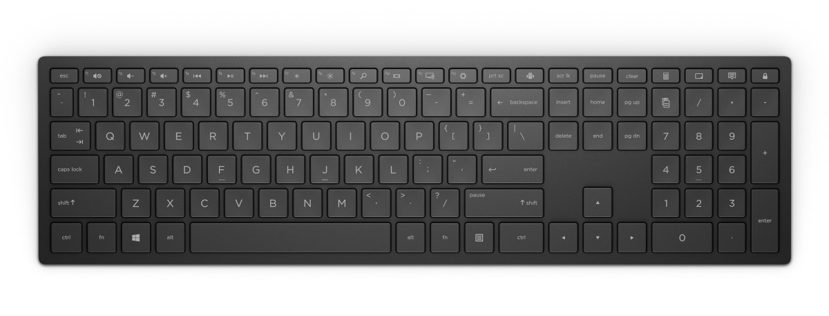 HP Pavilion Wireless Keyboard 600 SK