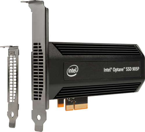 HP Intel Optane 280GB SSD PCIe X4 Card