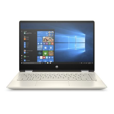 6WL54EA#BCM HP Pavilion x360 FHD 14-dh0005nc i3-8145U/8GB/1TB+256SSD/2RServis/W10-gold