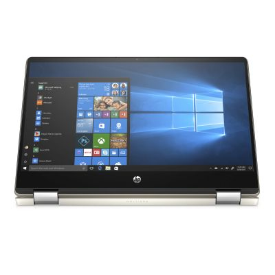 6WQ93EA#BCM HP Pavilion x360 14-dh0011nc FHD i5-8265U/16GB/512SSD/MX130/2RServis/W10-gold