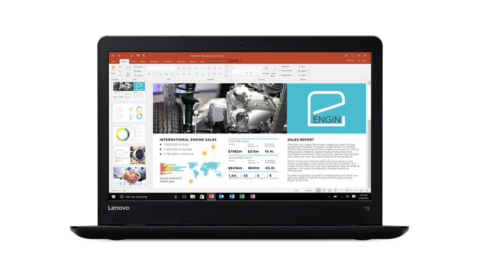 20J10017MC Lenovo Thinkpad 13 13.3F/i3-7100U/128GB/4GB/Intel HD/W10P/černý
