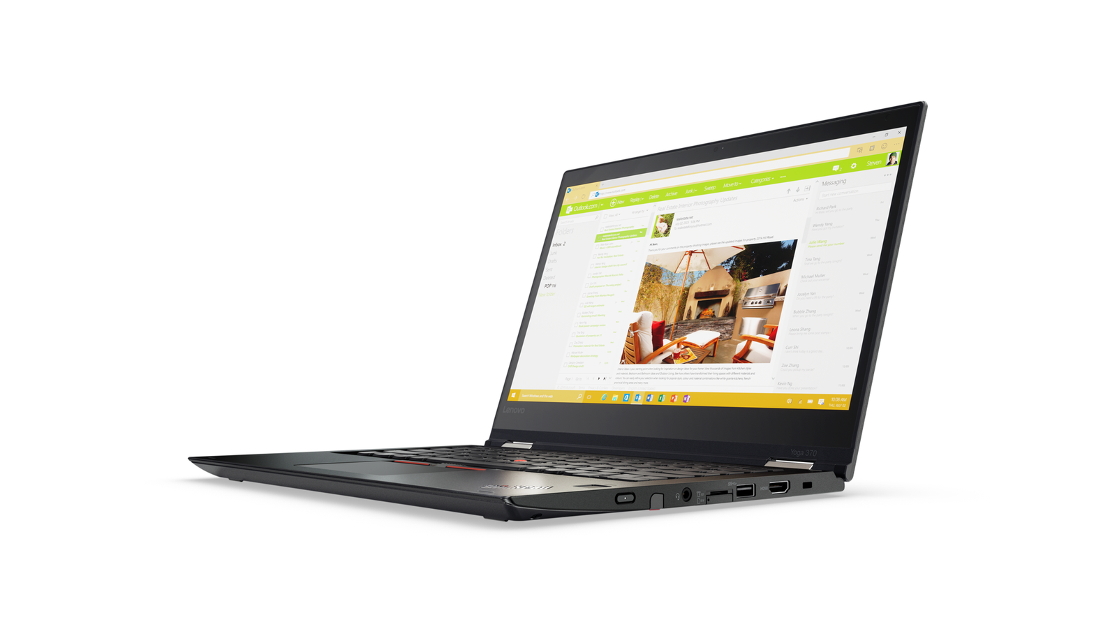 20JH002UMC Lenovo Thinkpad Yoga 370 13,3''/i5-7200U/8GB/512SSD/Intel HD/4G/W10P/Bl
