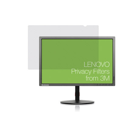 Lenovo 19.5W10 Monitor Privacy Filter from 3M