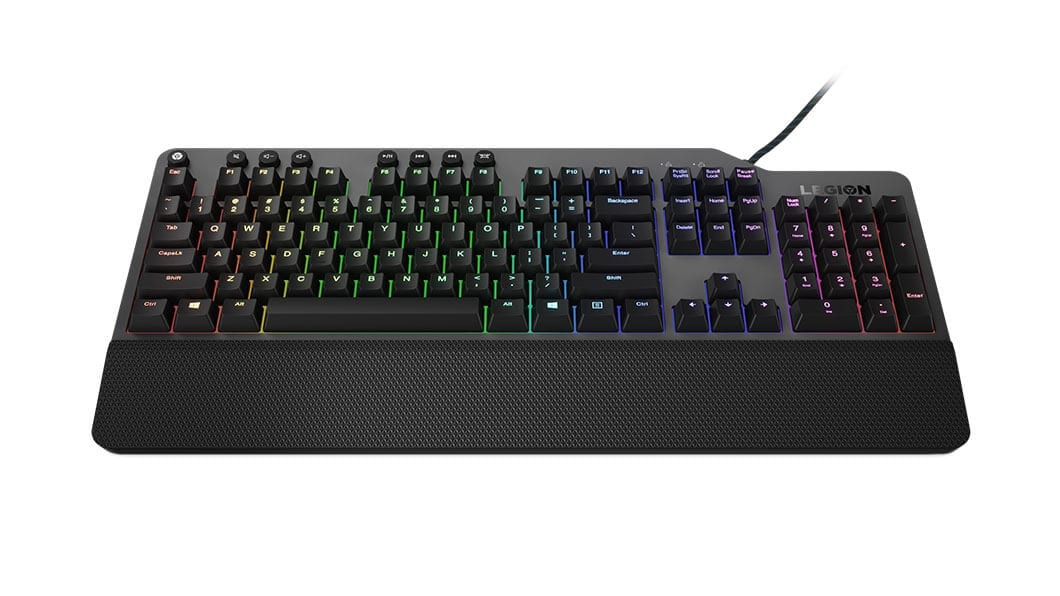 Lenovo Legion K500 RGB Mechanical Gaming Keyboard ( Czech / Slovak )