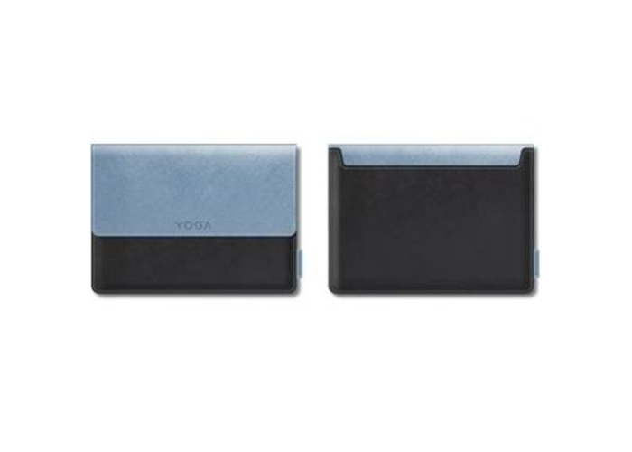 Yoga tablet 3 8 sleeve and film Blue