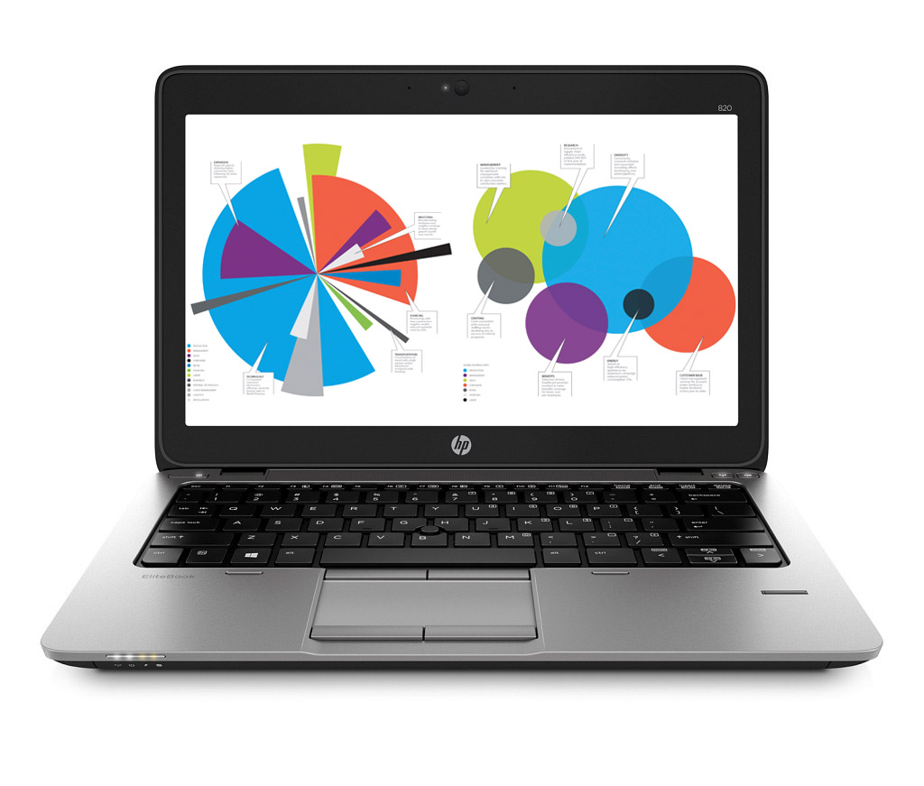 N6Q20EA#BCM HP EliteBook 820 G2 12,5HD/i5-5200U/4G/500+32/7+10P