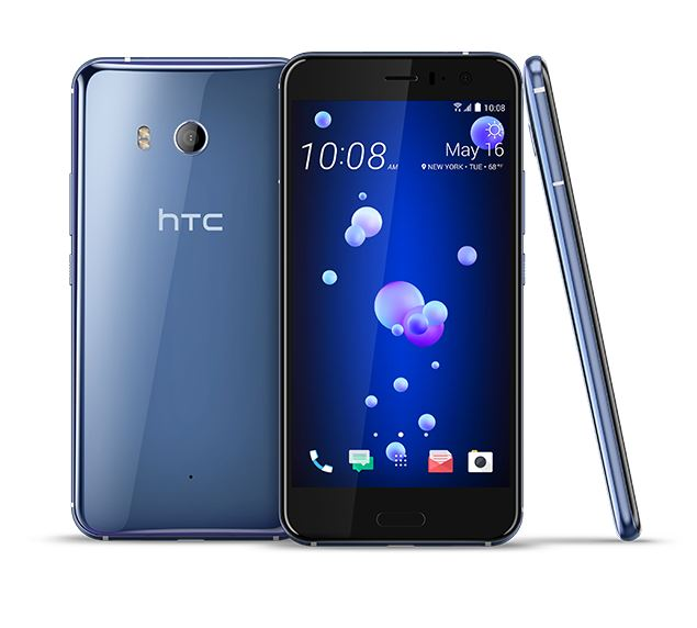 HTC U11 Single Sim Amazing Silver