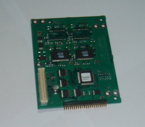 ALCATEL VoIP4-1 Daughterboard : 4 IP channels