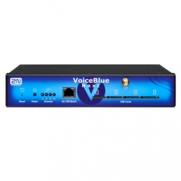 2N® VoiceBlue Next, IP GSM brána, 4xGSM (Cinterion), LCR, SMS, PoE, ME