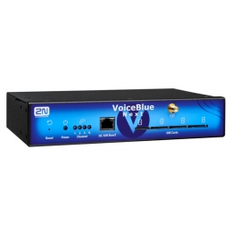 2N® VoiceBlue Next, IP GSM brána, 4xUMTS (Telit), LCR, SMS, PoE, ME