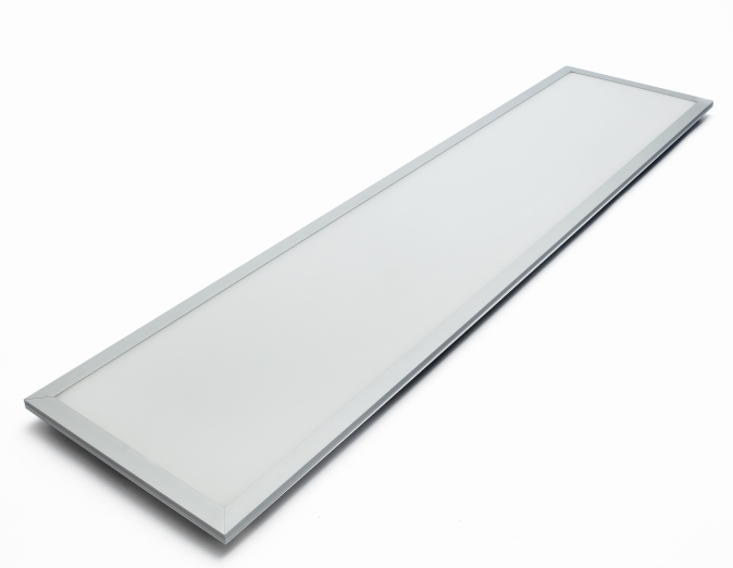 Tesla - LED panel 1200x300mm, 43W, 230V, 4000K, 3100lm, 35 000h, 120°, CRI≥80