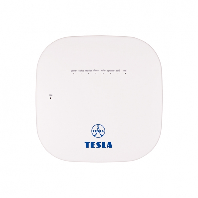 Tesla - SecureQ i7 - GSM alarm smart systém