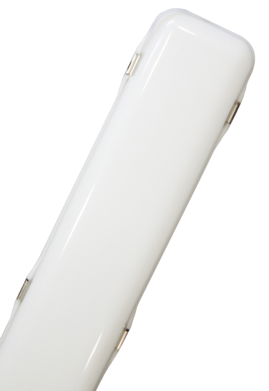 Tesla - Tri-proof LED light 1500mm, 60W, 230V, 4800lm, 5500K, IP65, mléčný kryt