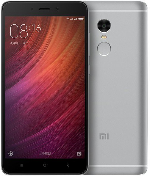Xiaomi Redmi Note 4 (4GB/64GB), Grey