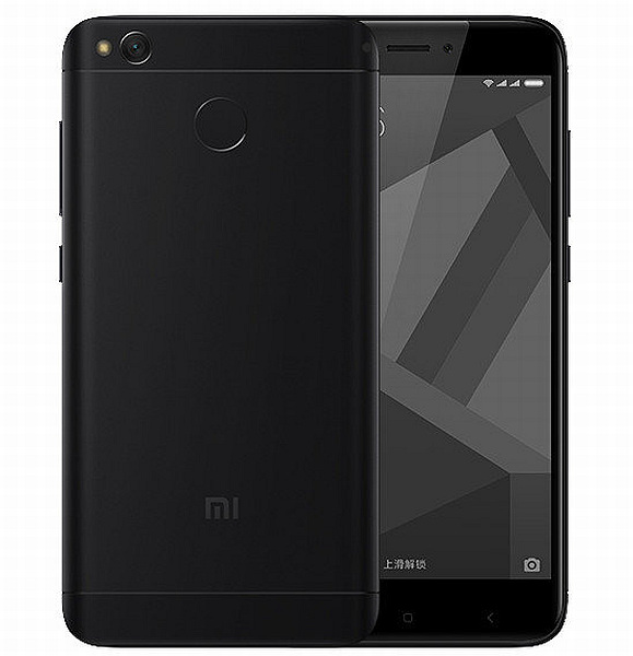 Xiaomi Redmi 4X (3GB/32GB), black