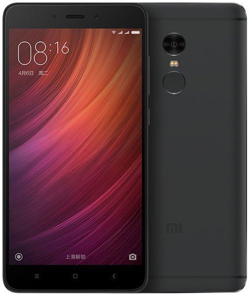 Xiaomi Redmi Note 4 (4GB/64GB), Black