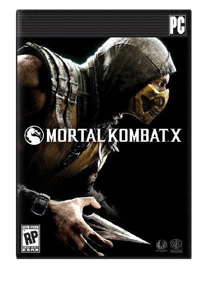 PC CD - Mortal Kombat X