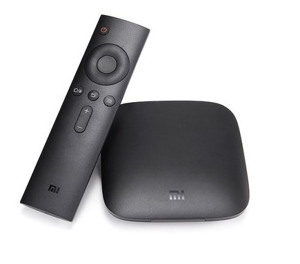 Xiaomi Mi Box 3 + LED žárovka Panasonic