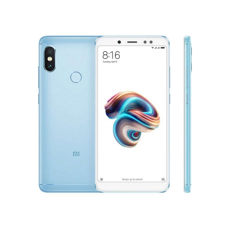 Xiaomi Redmi Note 5 Global 4GB/64GB Blue + DÁRKY