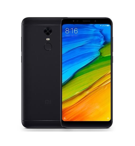 Xiaomi Redmi 5 Plus 4GB/64GB Global, Black (Černý)