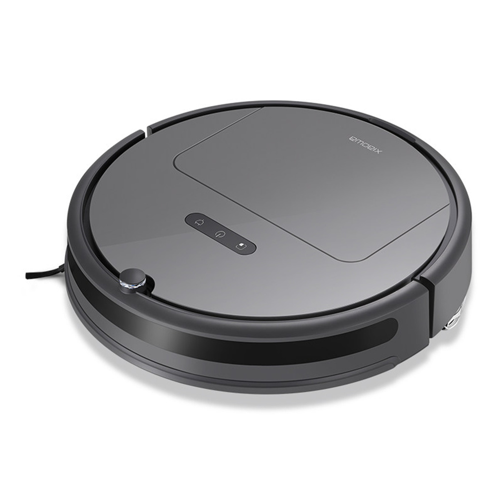 Xiaomi Mi Vacuum Cleaner 2 (Sweep One S50) black + LED žárovka