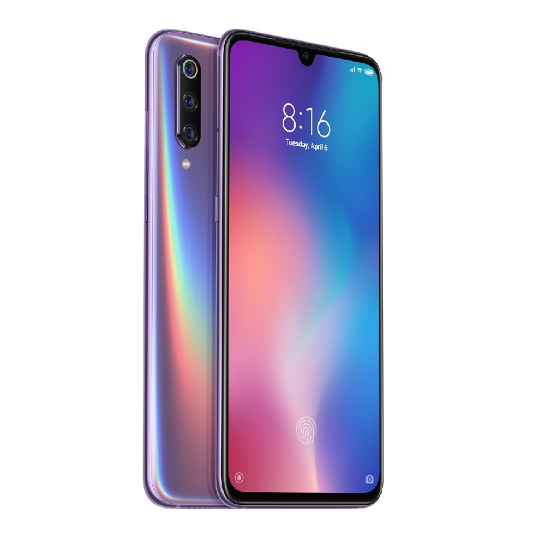 Xiaomi Mi 9 (6GB/128GB) Global, Violet + DÁRKY