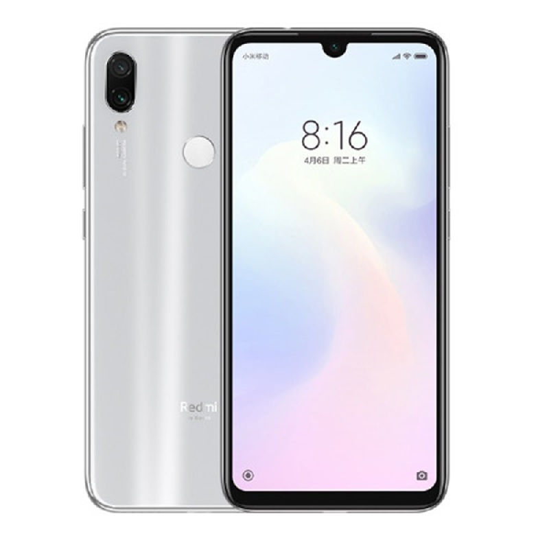 Xiaomi Redmi Note 7 Global 4GB/128GB White + DÁRKY