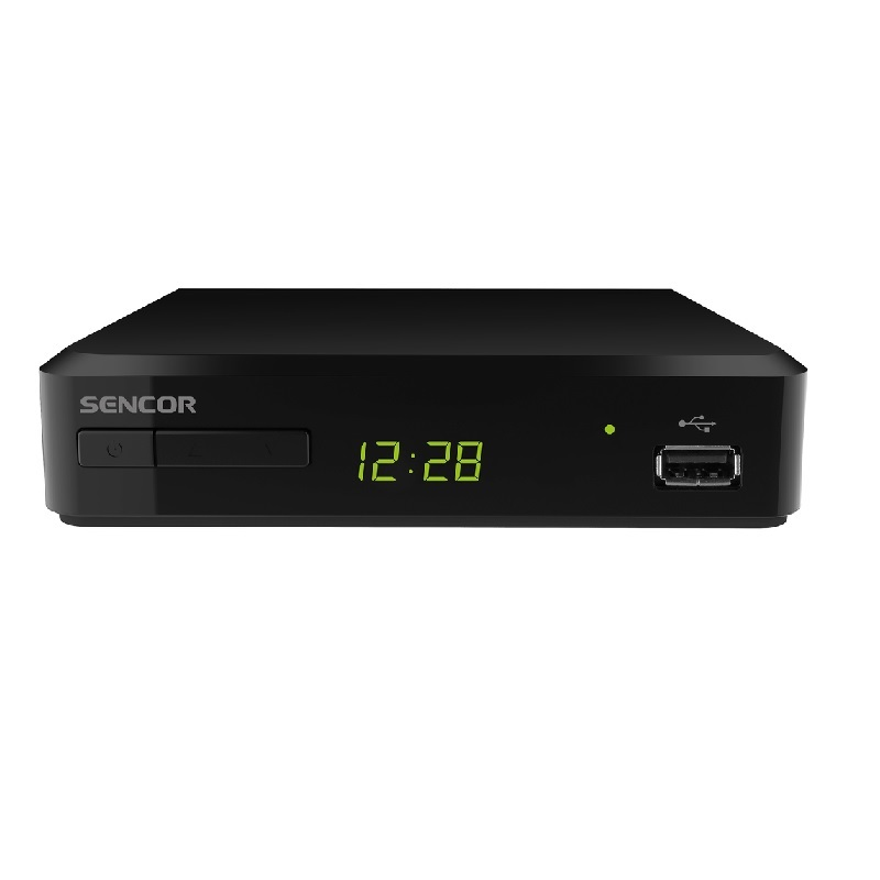 Set-top box Sencor SDB 520T H.265 (HEVC)