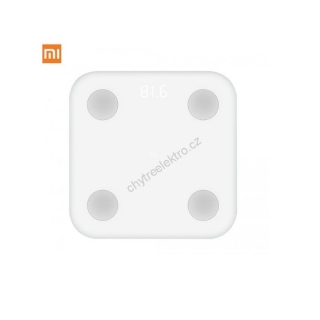 Xiaomi Mi Body Composition Scale 2, bílá